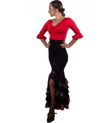 faldas para bailar