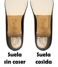 suela zapato bulería