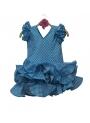 vestido flamenca de niña