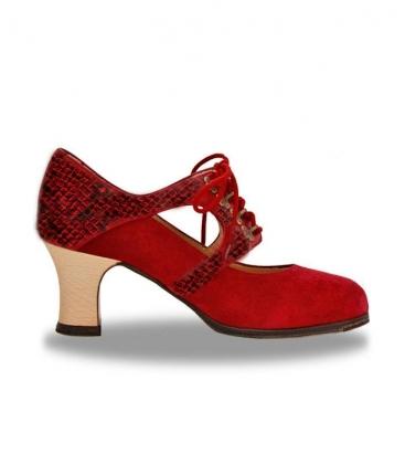 zapato de flamenco