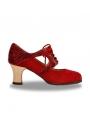 Zapato De Flamenco, Cruz profesional