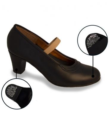 Zapato Flamenco de Piel