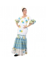 Vestido de Flamenca, Talla 36