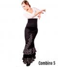faldas flamencas