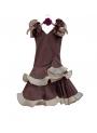 Vestido de Gitana Para Niña, Talla 2