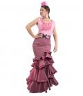 Falda de Flamenca, Talla S