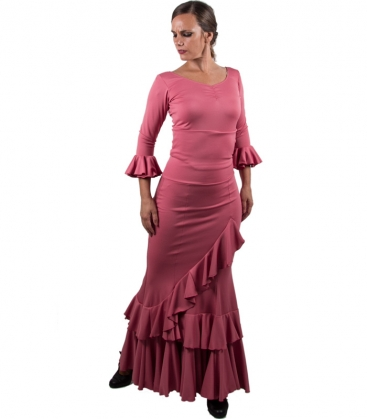 Conjunto Flamenco de baile