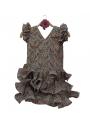 Vestido de gitana de niña
