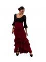 Falda de baile Flamenco Taconeo - NOVEDAD