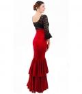 Falda de Flamenco para mujer - Fandango - NOVEDAD