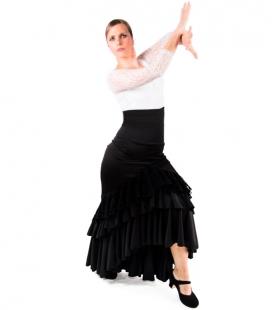 Falda para baile Flamenco