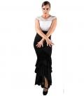 falda nueva de baile