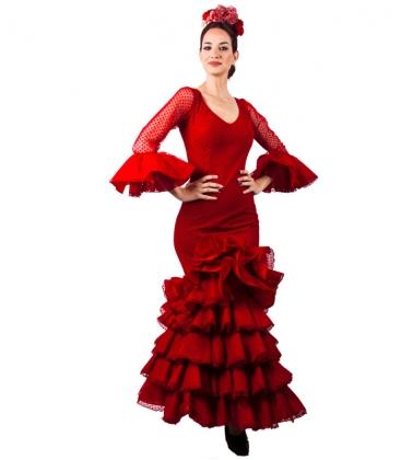 traje de flamenco 2020