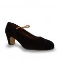 zapato flamenco de baile