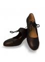 zapato flamenco de baile en oferta