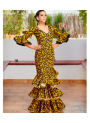 Vestido de Gitana 2020 - NOVEDAD