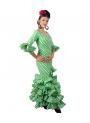 vestido de flamenca en oferta