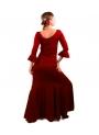 Conjunto de Flamenco Carmen Rojo