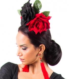 flor flamenca