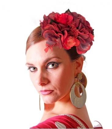 ramillete flamenco