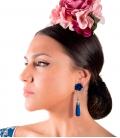 Pendientes de Flamenca Lágrima