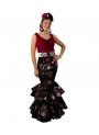 Falda De Flamenca, Talla (M)