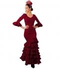 Vestidos de Flamenco, Talla 50 (2XL)