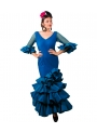 Vestido Flamenco, Talla 46