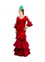 Vestido de Flamenca, Talla 36 (S)