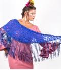 Mantón Flamenco con Bordado
