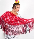 Mantón Flamenco Pequeño