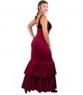 Falda de baile para mujer