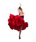 Falda Flamenca de Ensayo MC2