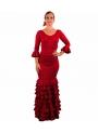 Conjuntos de Flamenco en Rojo