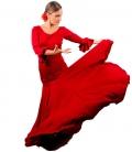 Conjuntos De Baile Flamenco 8 Godet