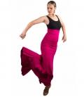 Falda flamenca de baile