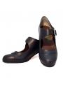Zapatos Flamencos de piel semiprofesionales