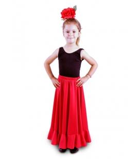 Faldas de ensayo flamenco