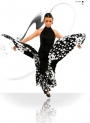 Trajes de flamenca E3796