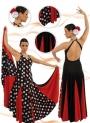 Vestido flamenco E42864