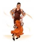 Vestido baile flamenco E4454