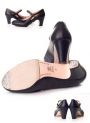 Zapato Baile Flamenco 573062-P-P