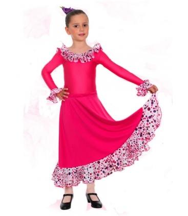 Faldas de Flamenco Niñ