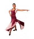 faldas de flamenco