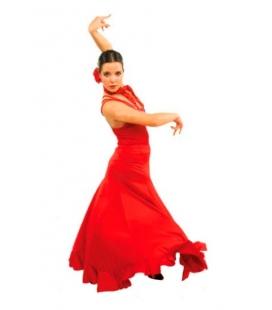Falda de flamenco mod-ef065