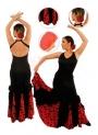 Falda flamenca Happy Dance mod-ef077