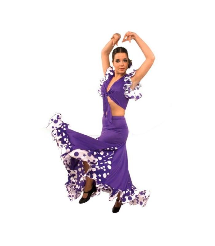 Faldas flamencas cintura cruzada por 109 €