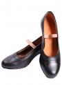 Zapatos de Flamenco de Piel con Clavos
