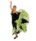 Falda flamenca niña mod. EF076