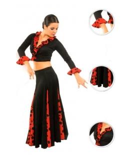 Falda de baile niña mod. EF105
